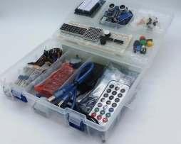 Arduino Starter Kit Mega  +wifi +bluetooth +libros +envio!