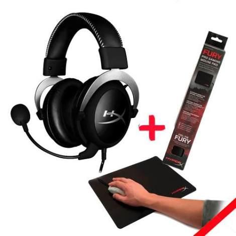 Audifonos Cmicrofono Hyperx Cloud X Gaming Xbox One Kingston en Web Electro