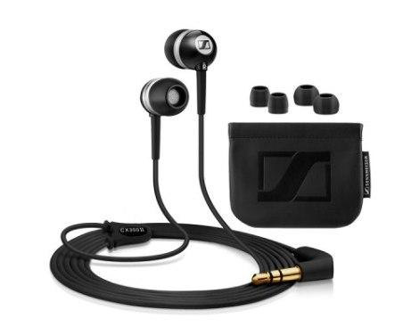 Audifonos In Ear Sennheiser Cx 300 Ii Sonido Bajos Precisos en Web Electro