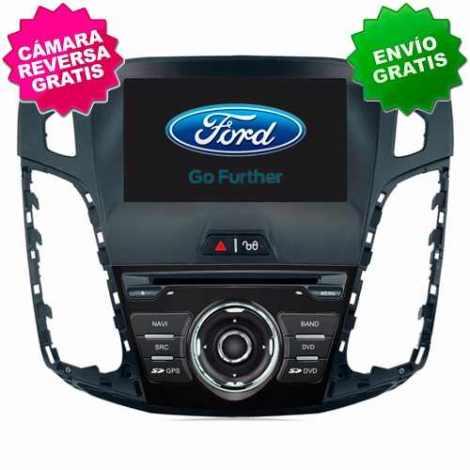 Autoestereo Navegador Gps Ford Focus 2012 Al 2016 Dvd Usb en Web Electro