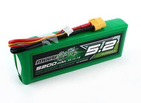 Bateria Lipo 5200mah 11.1v 3s Multistar Dji