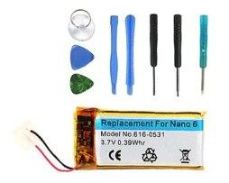 Batería Pila Original 105mah Ipod Nano 6 Gen A1366 616-0531