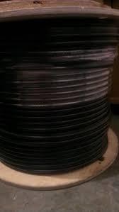 Bobina 205 Mts Coaxial Rg6 Viakon Negro Sin Ninguna Homologa en Web Electro