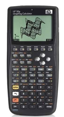 Calculadora Hp 50g (para Estudiantes Y Profesionistas) en Web Electro