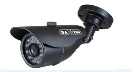 Camara Cctv Metalica Saxxon Dahua Meriva 800 Tvl Ccd Sony