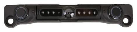 Camara De Reversa Farenheit L-3csb Sensor De Proximidad 2015 en Web Electro