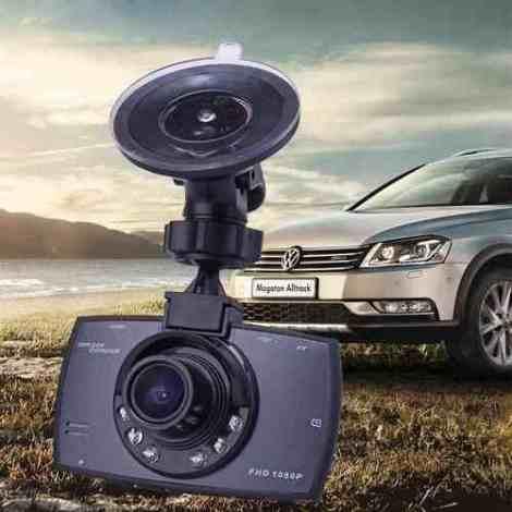 Camara Dvr Par Auto Visión Nocturna Sensor De Movimiento