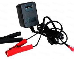 Cargador Para Bateria Sellada 6v / 12v 1200ma