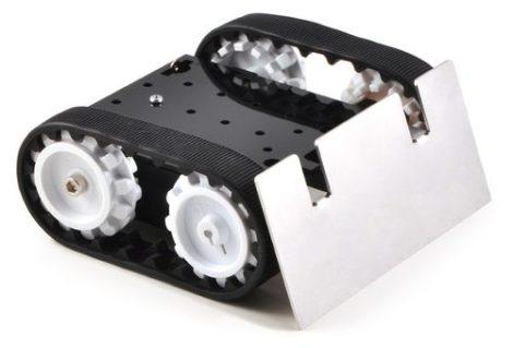 Chasis Robot Minisumo Robotica Electronica Arduino en Web Electro