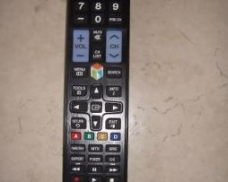 Control Para Tv Samsung Original Aa59-00580a Smart Tv Nuevo