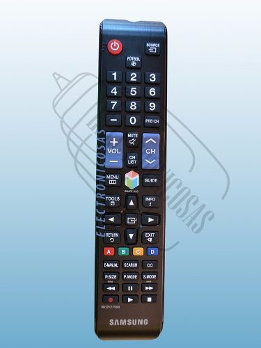 Control Remoto Samsung Smart Hub Led Tv Pantalla Plana Hd 3d en Web Electro