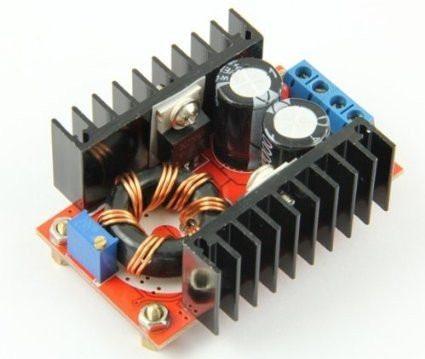Convertidor Elevador Dc/dc 150w 12v In