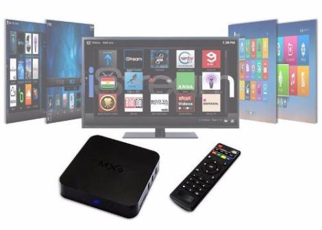 Convertidor Smart Tv Box Android Ott Mxq Kodi Xbmc Miracast en Web Electro