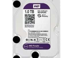 Disco Duro 1tb Wd Purple Wd10purx Especial Para Cctv Hd