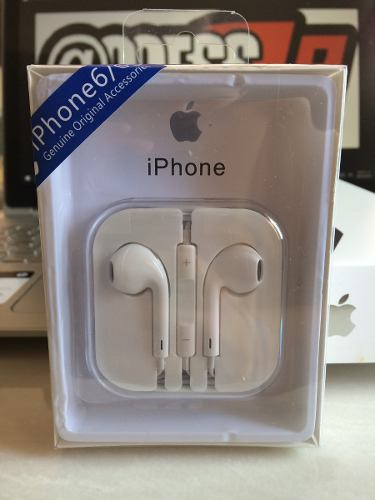 Earpods Originales Para Iphone 5s/5c/6/6plus/ipad/ipod