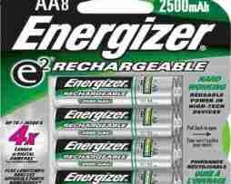Energizer Nh15bp-8  Paquete De 8  Baterias Aa Recargables