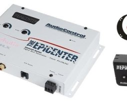 Epicenter Audiocontrol Original Restaura Bajeo Woofers Spl