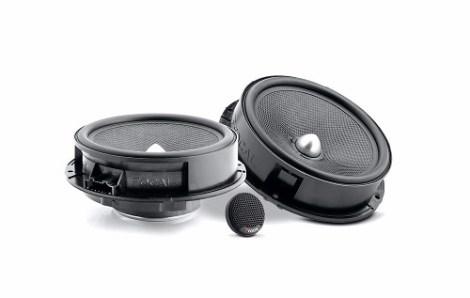 Focal Set De Medios Is165vw Plug & Play Vw Seat Audi 60w Rms en Web Electro