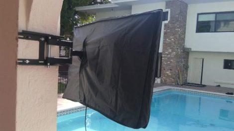 Funda Impermeable Para Tv 50'' Pulgadas en Web Electro