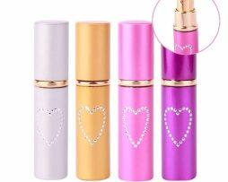 Gas Pimienta Lipstick Labial Defensa Personal En 4 Colores