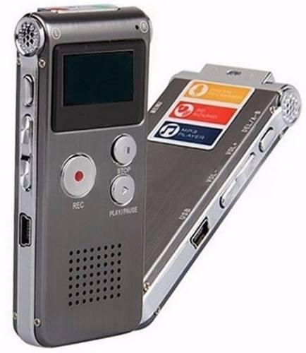 Grabadora De Audio Digital Profesional Multifuncional en Web Electro