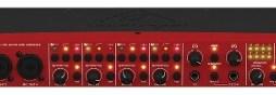 Interfase De Audio Grabación 16 Canales Behringer Fca-1616