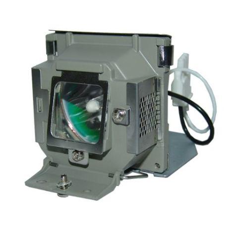 Lámpara Con Carcasa Para Benq Mp515 Proyector Proyection