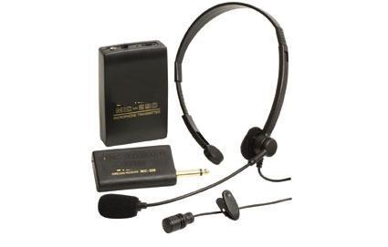 Microfono Inalambrico De Solapa Y Diadema en Web Electro