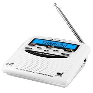 Midland Wmr120 Radio Sistema Alerta Sismica Meteorologica