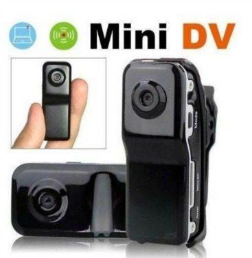 Mini Camara Dv Espia Hd 720 Dvr Con Accesorios Fotos Y Video en Web Electro