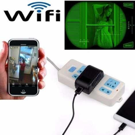 Mini Camara Espia Wifi Fullhd Vision Nocturna Android Iphone en Web Electro