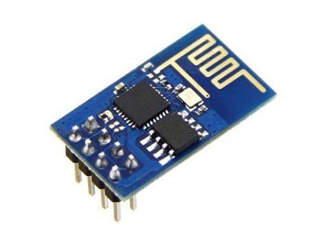Modulo Inalambrico Serial Wi Fi Esp8266  Arduino Pic Plc en Web Electro
