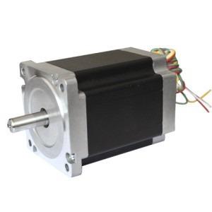 Motor A Pasos Nema 34 1600 Ozin 115 Kgcm Cnc Router Plasma en Web Electro