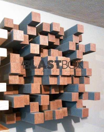 Panel Difusor Acústico Qrd – Tipo Skyline
