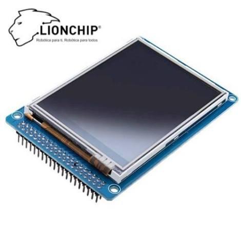 Pantalla Touchscreen 3.2 Arduino Tft Display Tactil en Web Electro