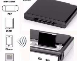 Receptor De Audio Bluetooth Para Bocinas Dock 30 Pines - Pm0