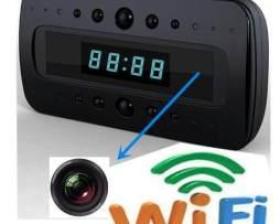 Reloj Espia Con Wifi Y Vision Nocturna Fullhd Lente Sony 24h
