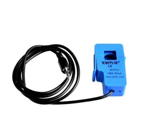 Sensor De Corriente Ac No Invasivo 100a Sct-013-000 en Web Electro
