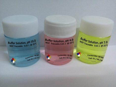 Solucion Buffer Para Calibración Ph. en Web Electro