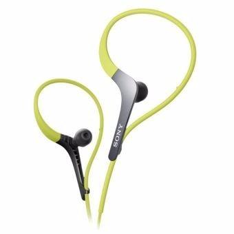 Sony Audifonos Deportivos Sonido Estereo Verde Mdr-as400ex/g en Web Electro