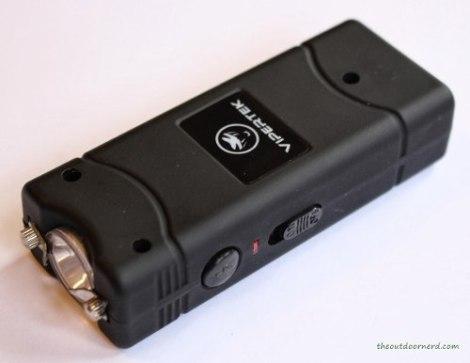 Stun Gun Inmovilizador Vipertek El Mas Pequeño Y Poderoso en Web Electro