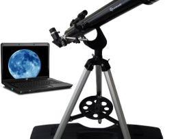 Telescopio Quasar Q60 Refractor Starter Maleta Y Software