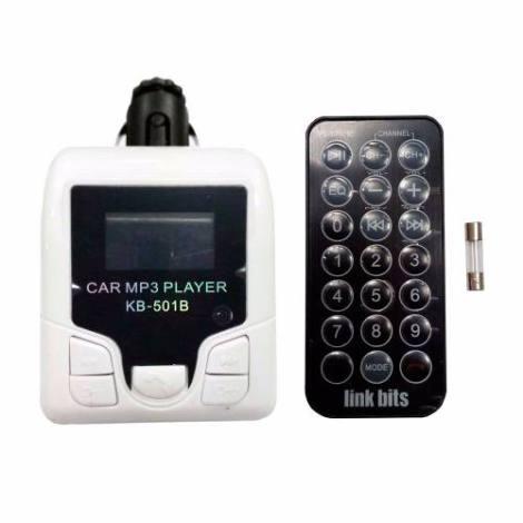 Transmisor Bluetooth Manos Libres Sd Usb Fm Control Vt006 en Web Electro