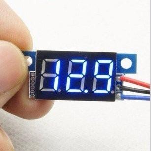 Voltimetro 0v 99v Arduino en Web Electro