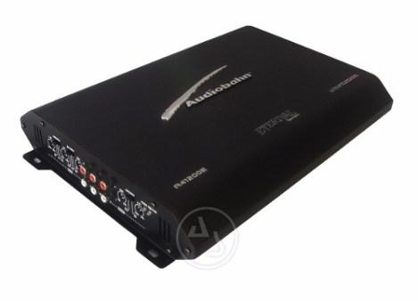 Amplificador Audiobahn 2400w 4 Canales. Modelo A41200e en Web Electro