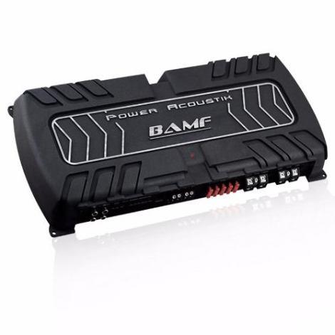 Amplificador Power Acoustik Bamf1.8000d 1 Ch Clase D 8000w en Web Electro