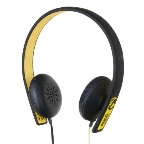 Audifonos Ecko Unltd Fusion Yellow Con Microfono en Web Electro