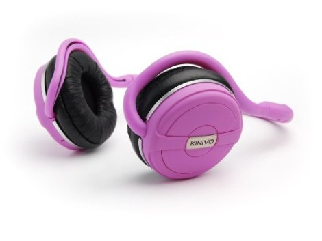Audifonos Kinivo Bth240 Bluetooth Estereo Inalambrico – Rosa en Web Electro