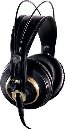 Audifonos Profesionales Para Estudio Akg K240 Alta Calidad en Web Electro