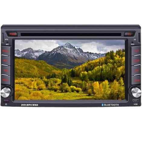 Autoestereos Vac 2216 Dvd Pantalla Touch Ipod Bluetooth Tv